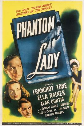 poster phantom lady
