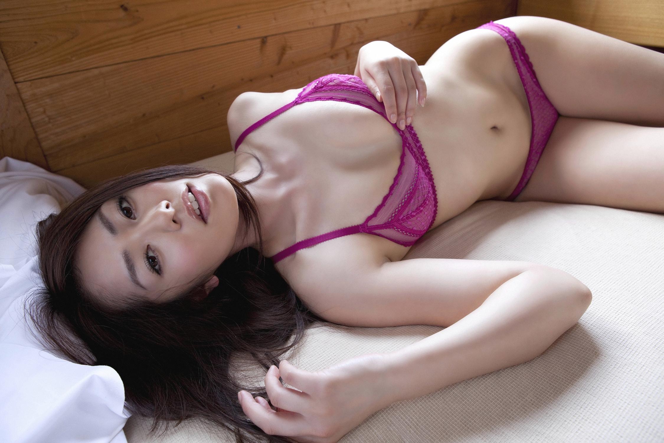 смотреть красивых японок в нижнем белье - 11